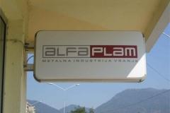 Alfa-plam